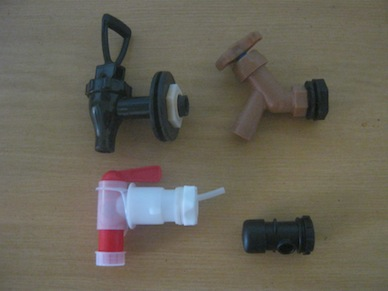 Taps that can be used for Worm farms