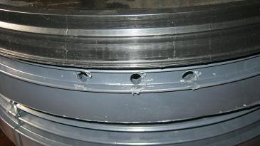 Belüftungslöcher verhindern ein ersticken der Kompostwürmer